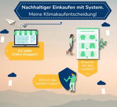 Nachhaltig einkaufen mit System